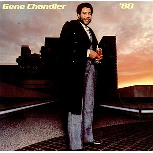 Gene Chandler - That Funky Disco Rhythm