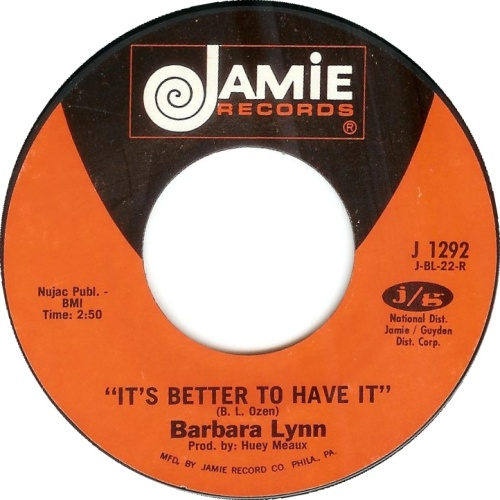 barbara-lynn-its-better-to-have-it-1964