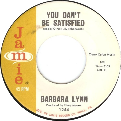barbara-lynn-you-cant-be-satisfied-jamie