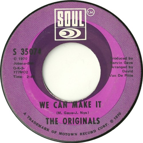 the-originals-we-can-make-it-baby-1970-2
