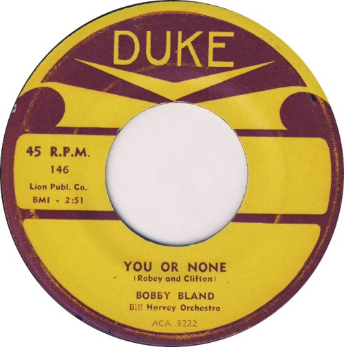 bobby-bland-you-or-none-duke