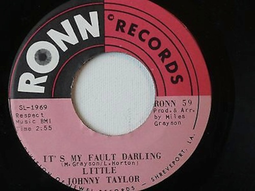 hear-blues-45-little-johnny-taylor-it-s-my-fault-darling-on-ronn-59-vg-player_6100592