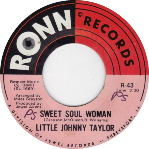little-johnny-taylor-sweet-soul-woman-ronn