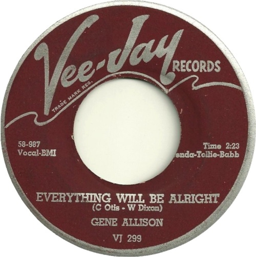 gene-allison-everything-will-be-alright-vee-jay