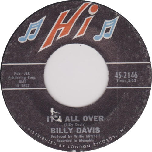 billy-davis-its-all-over-hi