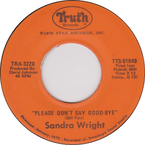 sandra-wright-please-dont-say-goodbye-truth