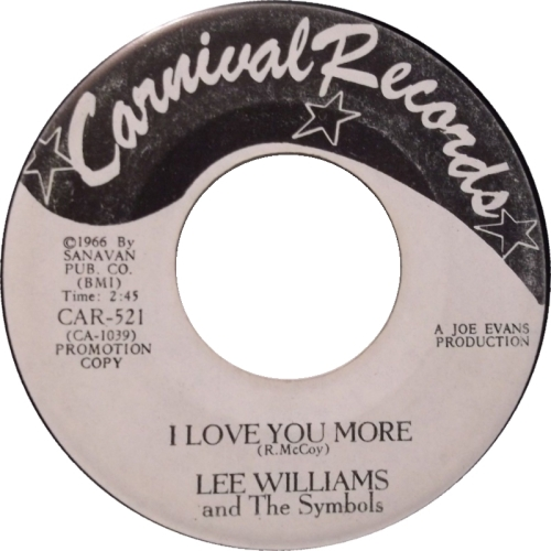 lee-williams-and-the-cymbals-i-love-you-more-1966