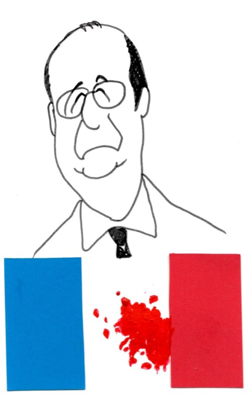 CARICATURA HOLLANDE